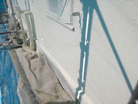 パルコン吹き付け塗装