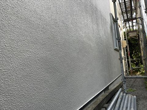 富士見町外壁塗