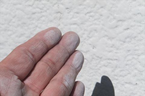 窯業系サイディング現地調査