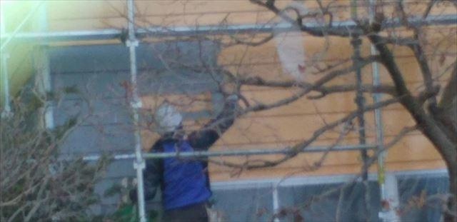岡谷市塚間町Y邸 外壁塗装