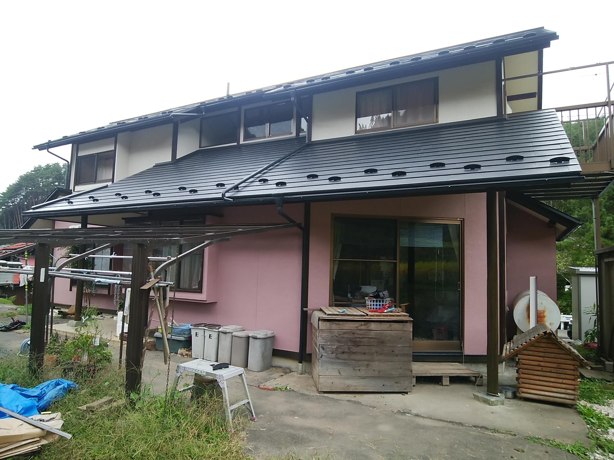 辰野町モルタル