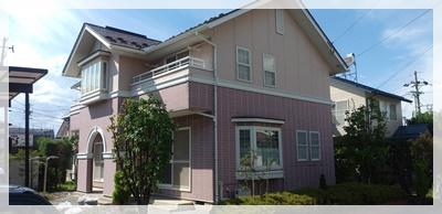 塩尻市の三井ホームの外壁リフォーム化粧モールを撤去してサイディング工事