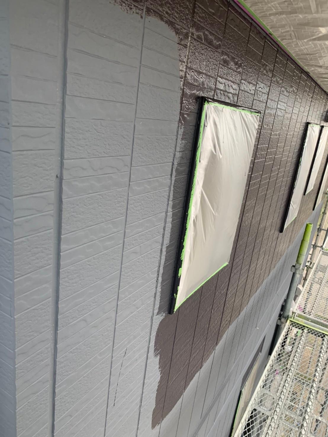 パナホーム塗り替え