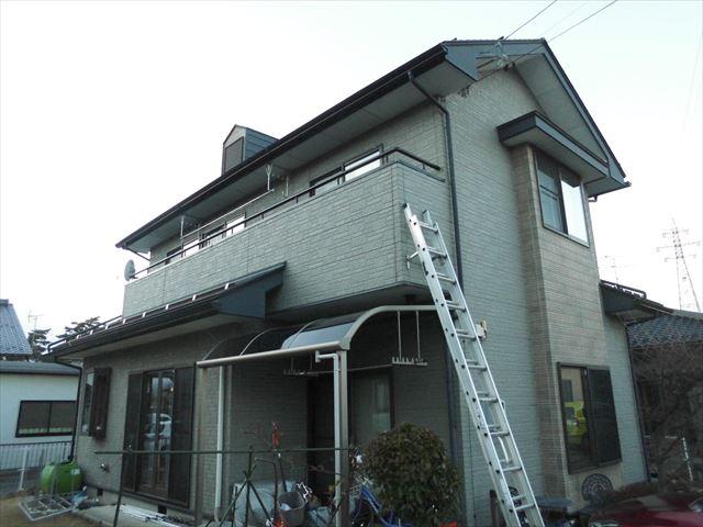 塩尻市屋根・外壁塗装