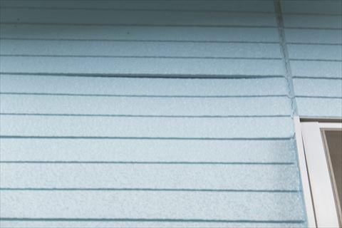 窯業系サイディング劣化【ボード反り】