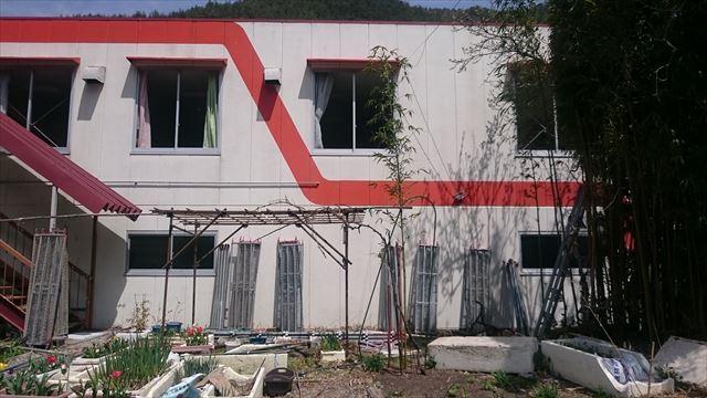 上伊那郡辰野町 I邸 外壁塗装