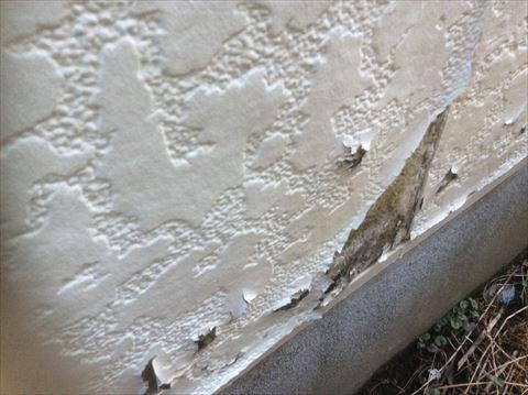 アパート外壁塗装下見