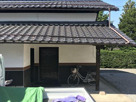 松本市寿小赤 青木邸 土蔵SD