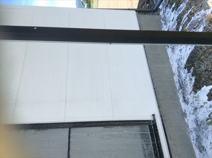 外壁抗菌高圧洗浄
