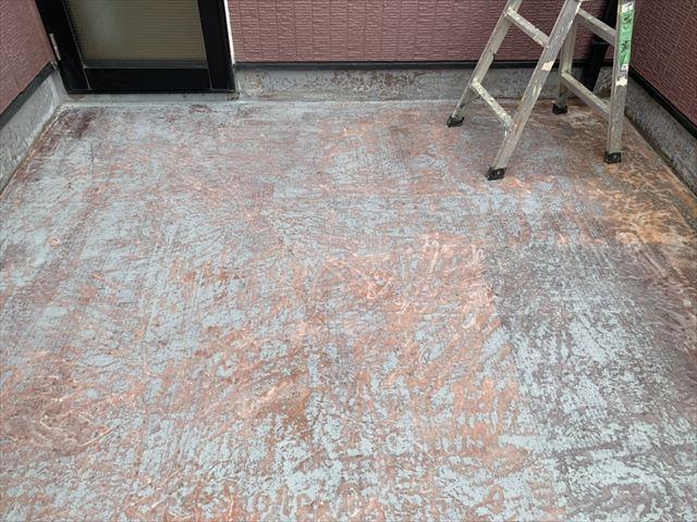 辰野町 山崎邸 RS防水上塗り2回塗装化粧仕上
