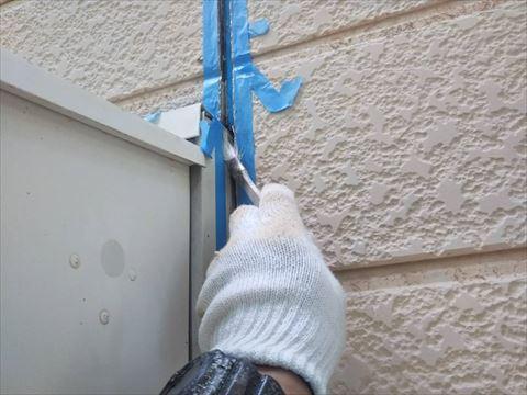 別荘屋根壁塗装